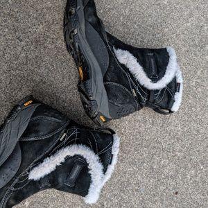 Women's Merrell Snow Boots Waterproof Lined 8.5M